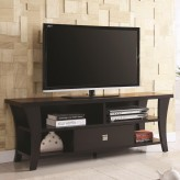 Coaster Hampton Cappuccino TV C... Available Online in Dallas Fort Worth Texas