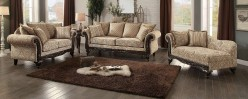 Homelegance Thibodaux 2pc Neutral Sofa and Loveseat Set Available Online in Dallas Fort Worth Texas