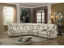 Homelegance Amite 6pc Beige Sec... Available Online in Dallas Fort Worth Texas