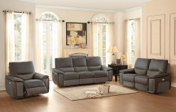 Homelegance Corazon 2pc Double Reclining Sofa & Love Seat Set Available Online in Dallas Fort Worth Texas