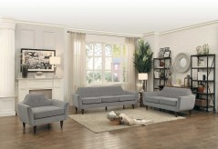 Homelegance Ajani 2pc Gray Sofa & Love Seat Set Available Online in Dallas Fort Worth Texas