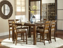 Homelegance Ronan 7pc Counter Height Dining Room Set Available Online in Dallas Fort Worth Texas