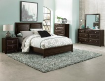 Homelegance Summerlin 5pc Espresso Queen Bedroom Group Available Online in Dallas Fort Worth Texas