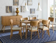 Homelegance Anika 7pc Dining Table Set Available Online in Dallas Fort Worth Texas