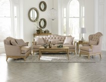 Homelegance Ashden 2pc Grey Sofa & Loveseat Set Available Online in Dallas Fort Worth Texas