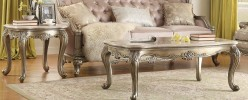 Homelegance Fiorella 3pc Silver... Available Online in Dallas Fort Worth Texas