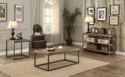 Homelegance Daria 3pc Grey Coff... Available Online in Dallas Fort Worth Texas