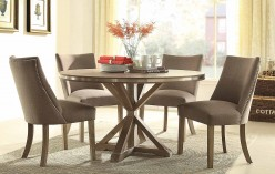 Homelegance Beaugrand 5pc Round Dining Table Set Available Online in Dallas Fort Worth Texas