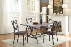 Homelegance Chama 5pc Dining Table Set Available Online in Dallas Fort Worth Texas