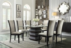 Homelegance Havre 7pc Beige Dining Table Set Available Online in Dallas Fort Worth Texas