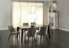 Homelegance Fillmore 7pc Espresso Dining Table Set Available Online in Dallas Fort Worth Texas