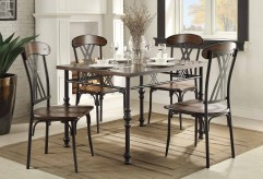 Homelegance Loyalton 5pc Dining Table Set Available Online in Dallas Fort Worth Texas