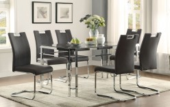 Homelegance Watt 7pc Grey Dining Table Set Available Online in Dallas Fort Worth Texas