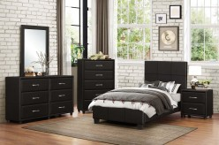 Homelegance Lorenzi 5pc Black T... Available Online in Dallas Fort Worth Texas
