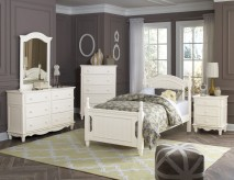 Homelegance Clementine 5pc Whit... Available Online in Dallas Fort Worth Texas