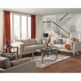 Amsterdam 2pc Neutral Sofa & Loveseat Set Available Online in Dallas Fort Worth Texas