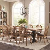 Coaster Bishop 9pc Rectangular Dining Table Set Available Online in Dallas Fort Worth Texas