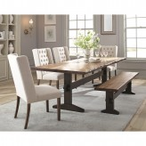 Coaster Burnham 5pc Dining Table Set Available Online in Dallas Fort Worth Texas