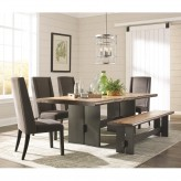Coaster Marquette 5pc Dining Table Set Available Online in Dallas Fort Worth Texas