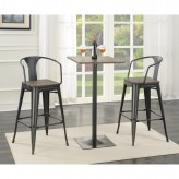 Coaster Rec Room 3pc Dark Elm a... Available Online in Dallas Fort Worth Texas