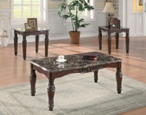 Coaster Mandy 3pc Coffee Table Set Available Online in Dallas Fort Worth Texas