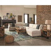 Scott 3pc Natural Rough Mango Coffee Table Set Available Online in Dallas Fort Worth Texas