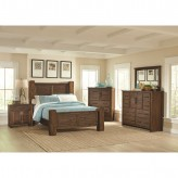 Coaster Sutter Creek 5pc Queen Poster Bedroom Group Available Online in Dallas Fort Worth Texas