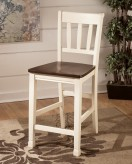 Ashley Whitesburg Counter Height Chair Available Online in Dallas Fort Worth Texas