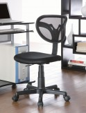 Coaster Landon Black Task Chair Available Online in Dallas Fort Worth Texas