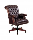 Coaster Almound Fancy Executive Office Chair Available Online in Dallas Fort Worth Texas