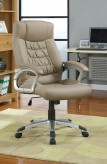 Coaster Beige Office Chair Available Online in Dallas Fort Worth Texas