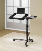 Nadine Black Laptop Stand Available Online in Dallas Fort Worth Texas