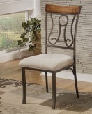 Ashley Hopstand Side Chair Available Online in Dallas Fort Worth Texas
