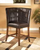 Lacey Corner Upholstered Barstool Available Online in Dallas Fort Worth Texas