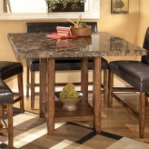 Lacey Square Counter Height Table Available Online in Dallas Fort Worth Texas