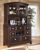 Ashley Ridgley Dark Brown Buffet Available Online in Dallas Fort Worth Texas