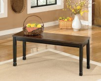 Ashley Owingsville Large Bench Available Online in Dallas Fort Worth Texas