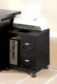 Coaster Peel Black Pedestal Available Online in Dallas Fort Worth Texas