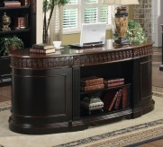 Coaster Rowan Executive Desk Available Online in Dallas Fort Worth Texas