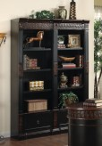 Coaster Rowan Double Bookcase Available Online in Dallas Fort Worth Texas