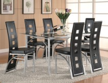 Coaster Los Feliz Dining Table Available Online in Dallas Fort Worth Texas