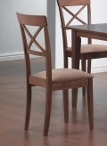 Leigh Cross Back Dining Chair Available Online in Dallas Fort Worth Texas