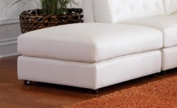 Coaster Quinn White Storage Ottoman Available Online in Dallas Fort Worth Texas