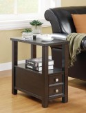 Coaster Randy Chairside Table Available Online in Dallas Fort Worth Texas