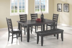 Coaster Page Cappuccino Dining Table Available Online in Dallas Fort Worth Texas