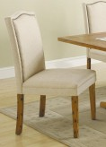 Coaster Parkins Parson Dining White Chair Available Online in Dallas Fort Worth Texas