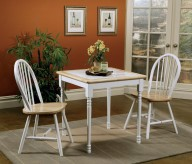 Coaster Damen Square Dining Table Available Online in Dallas Fort Worth Texas