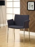 Saint Charles Charcoal Dining Chair Available Online in Dallas Fort Worth Texas