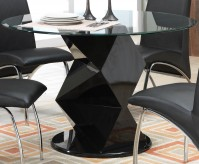 Coaster Ophelia Black Dining Table Available Online in Dallas Fort Worth Texas