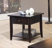 Coaster Whitehall Cappuccino End Table Available Online in Dallas Fort Worth Texas